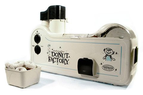 Do you like donuts? Use this #Doughnut Factory & enjoy eating donuts! Check Out! http://bit.ly/1DEvsID