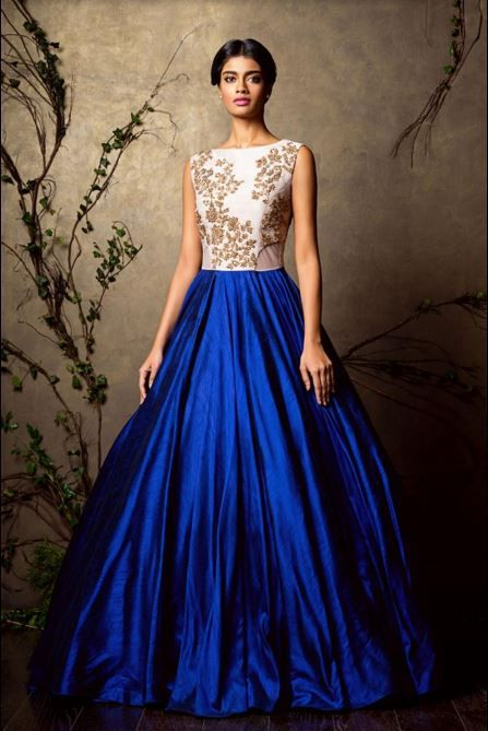 Here are the best designer Indian engagement dresses for Spring 2016 for every type of bride! The latest and trendiest dresses to make you look PERFECT!