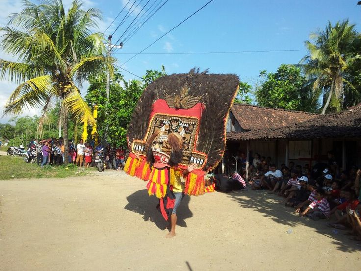One of the dance culture in central java #solo