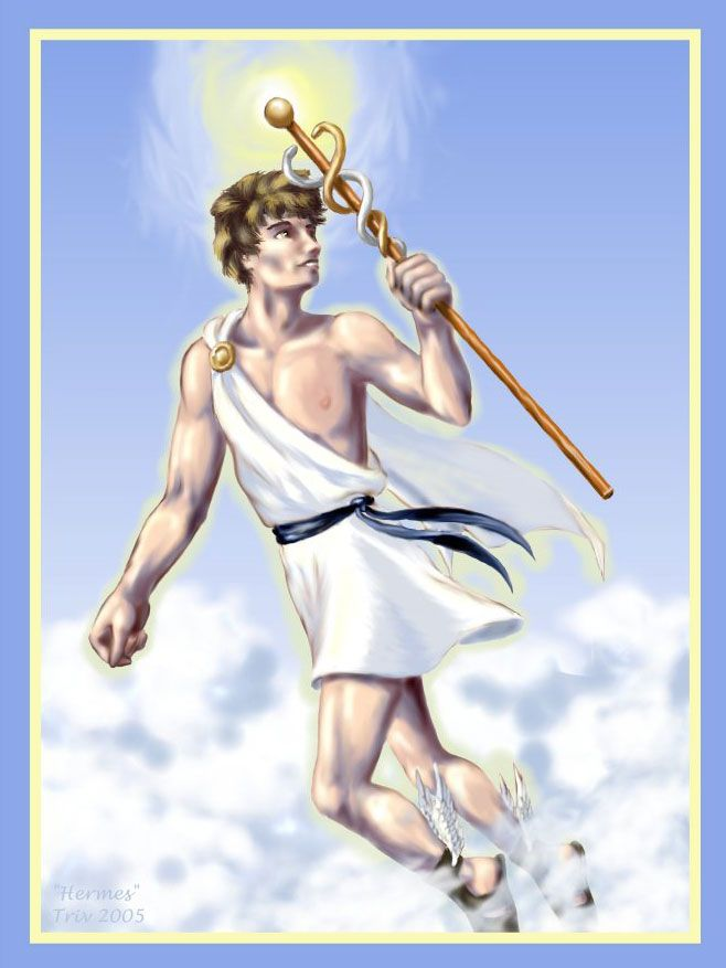 hermes the olympian Hermes (mercury) - greek god of transitions and boundaries hermes is one of the oddest, most gifted, and most popular olympian gods.