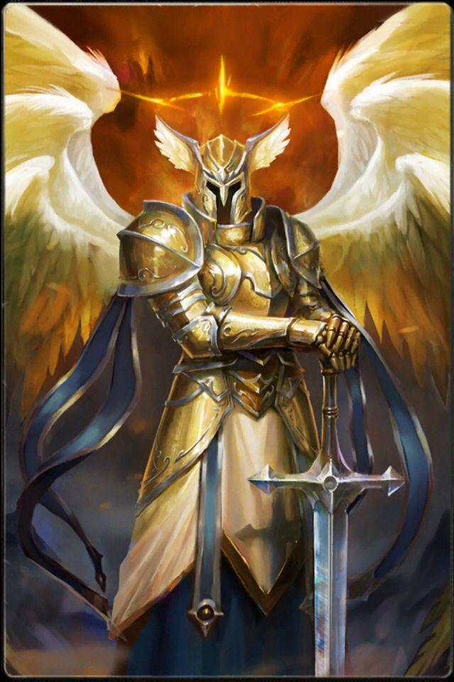 Light Stone, crusader