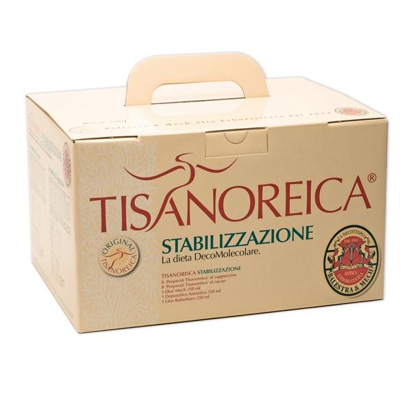 Kit Tisanoreica Stabilizzante