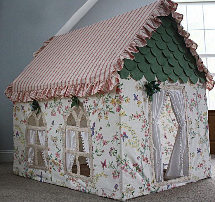 custom fairy playhouse
