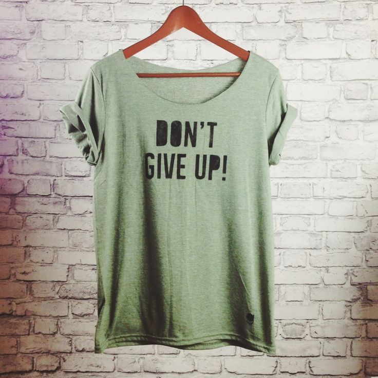 gshirt (dont give up)
