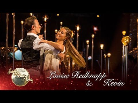 Louise Redknap & Kevin Clifton - Hallelujah on Waltz