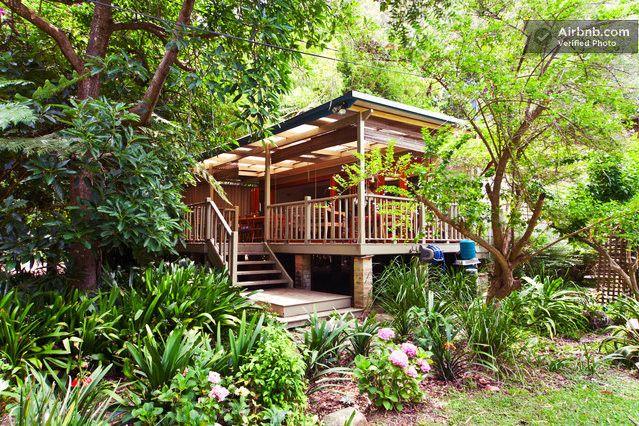 mackeral beach   Hideaways in and around Sydney   Woodland ...