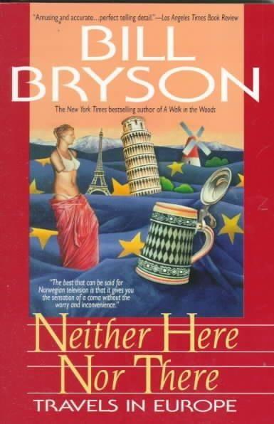 Bill Bryson on Lichtenstein- Neither Here Nor There - YouTube