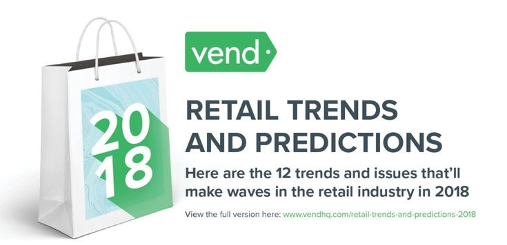 What does the future hold for retail? This nifty infographic summarizes the key trends and predictions to watch out for in the coming years.