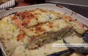 Witlof lasagne