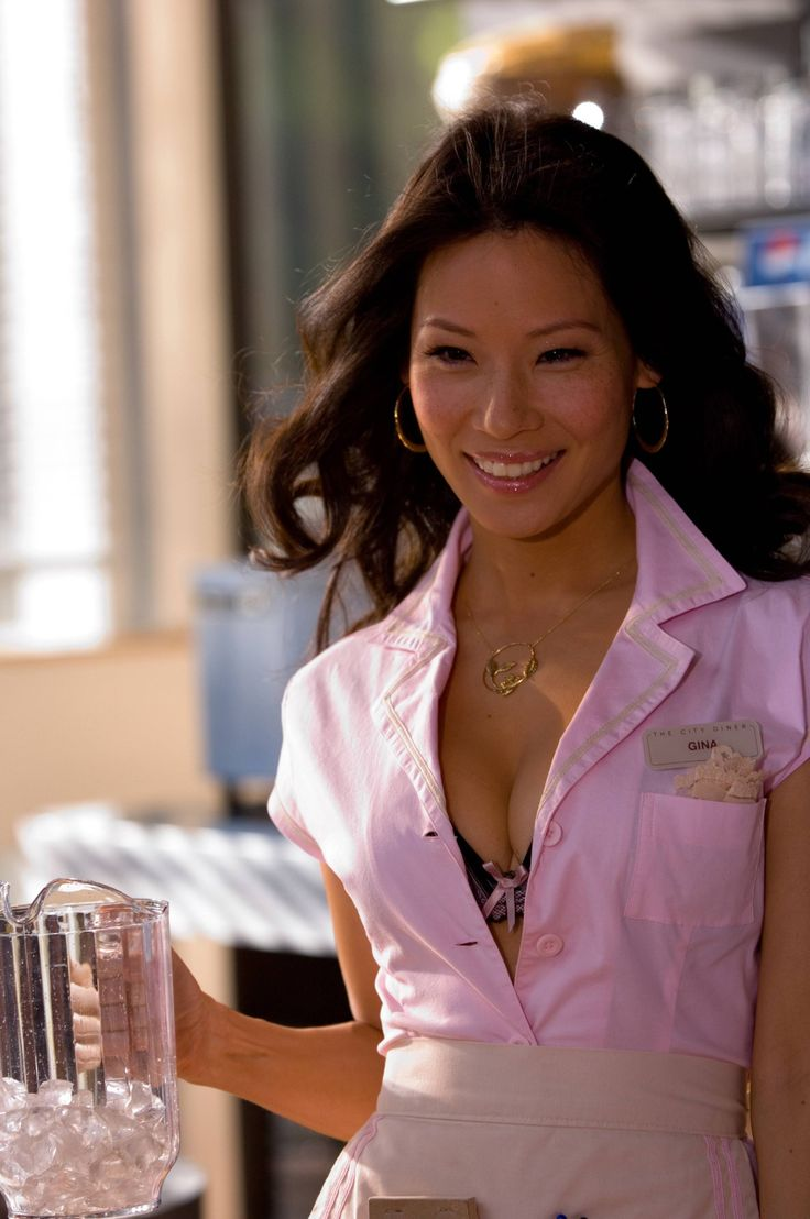 Lucy liu in sex movie
