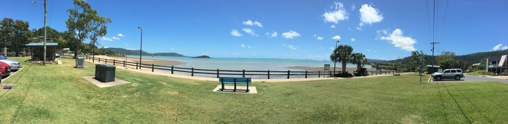 Fat frog cafe lookout, Airlie Beach