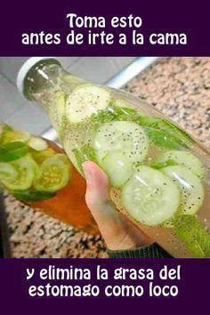 bebida que combina el perejil y pepino #adelgazar #quemargrasa #bebida