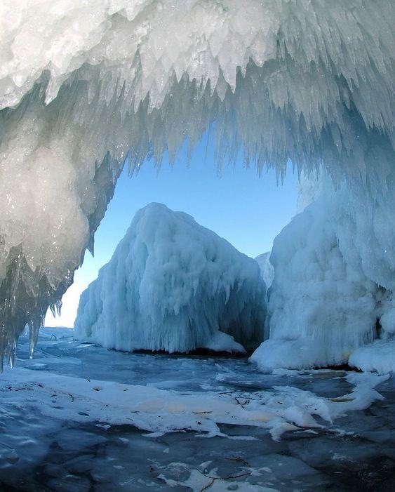 Lake Baikal, Russia /