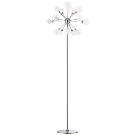 25 best ideas about chandelier floor lamp on pinterest. Black Bedroom Furniture Sets. Home Design Ideas