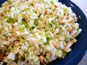 Amazing Meals: Chinese Chicken Salad