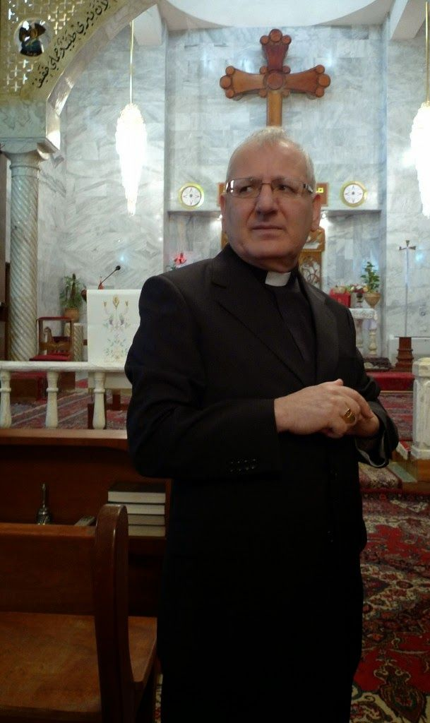 In his speech, Patriarch Louis Raphael outlined the peaceful #coexistence among different religious communities as a shared #heritage of #Iraqi society. He said everyone - from #religious leaders - must commit to preserve and defend such co-existence, particularly when it involves preaching and contribution to #education and #school programs relating to the spread of the culture of pluralism and #citizenship rights.