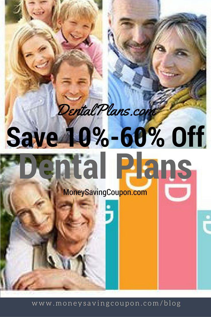 DentalPlans.com:  Save 10% - 60% off Dental Plans Today!  #dentalplans #dentalplan #dentalinsurance #dental #coupon #couponcode #promo #promocode