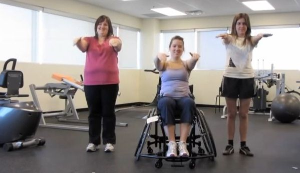 adults with intellectual disabilities exercise