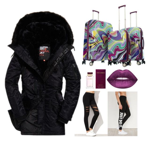 The Cover Up – Jackets by Superdry: Contest Entry by ariatorva on Polyvore featuring polyvore fashion style NIKE Dolce&Gabbana clothing