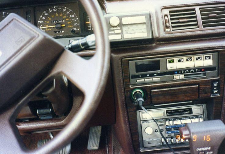 85 Toyota Cressida