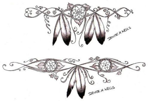 cherokee indian tattoos - Google Search