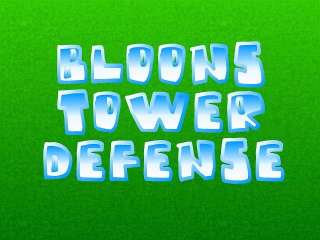 Bloons Tower Defense (Original) unblocked | Flash games ...
