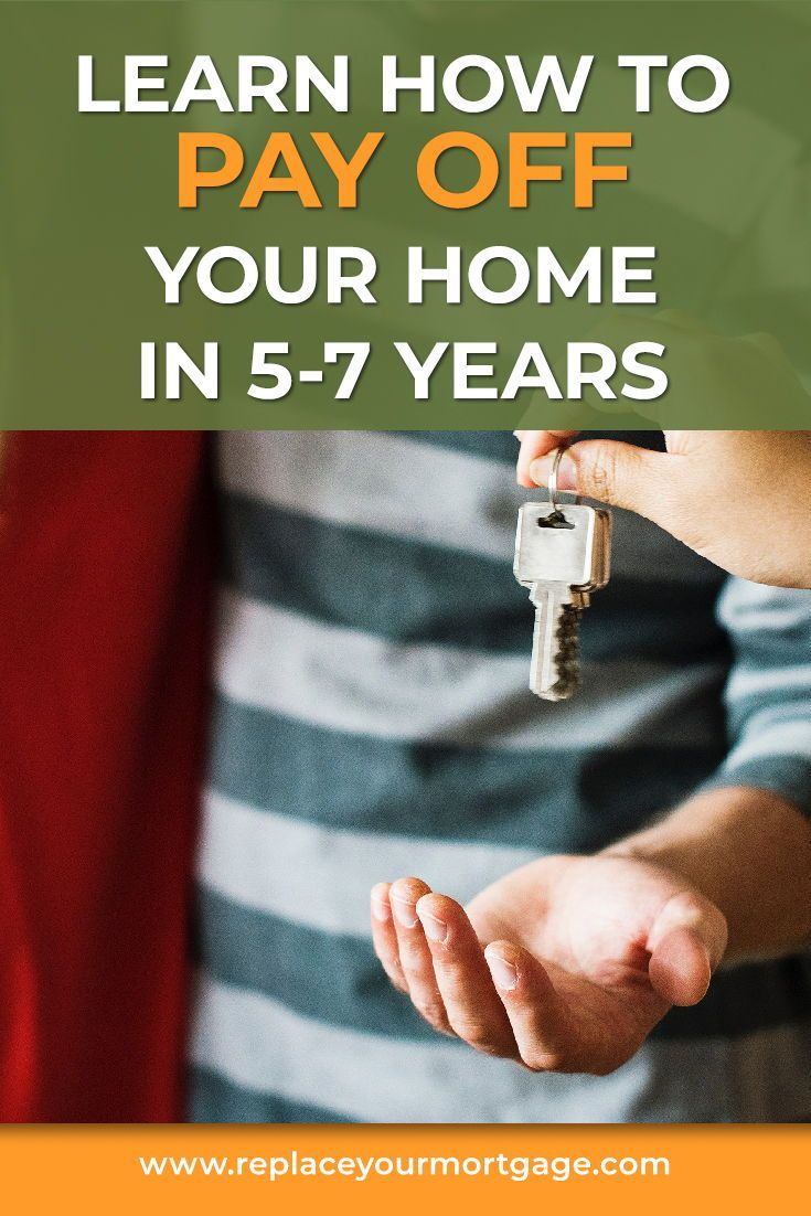 Do You Want To Learn How To Pay Off Your Home In 5 7 Years Get Your Debt Free D How To Pay Pay Off Mortgage Early Paying Off Mortgage Faster Mortgage Payoff
