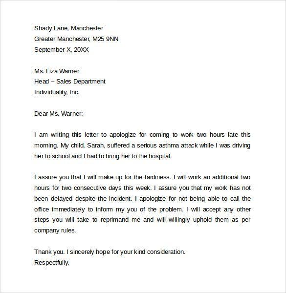 Более 25 лучших идей на тему «Official letter format» на Pinterest - apology acceptance letter sample