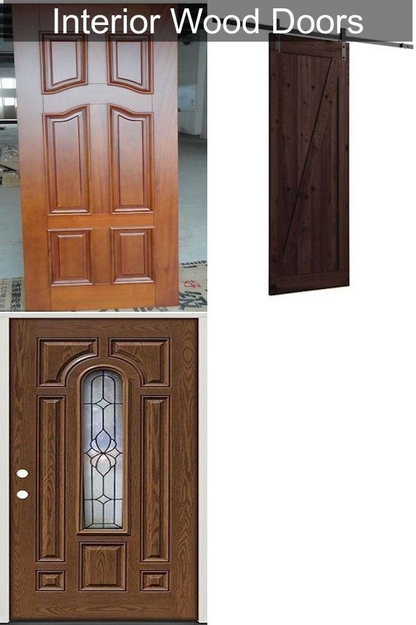 Interior Bathroom Doors 4 Panel Solid Wood Interior Doors Solid Glass Interior Doors In 2020 Wood Doors Interior Exterior Wood Front Doors Modern Wooden Doors