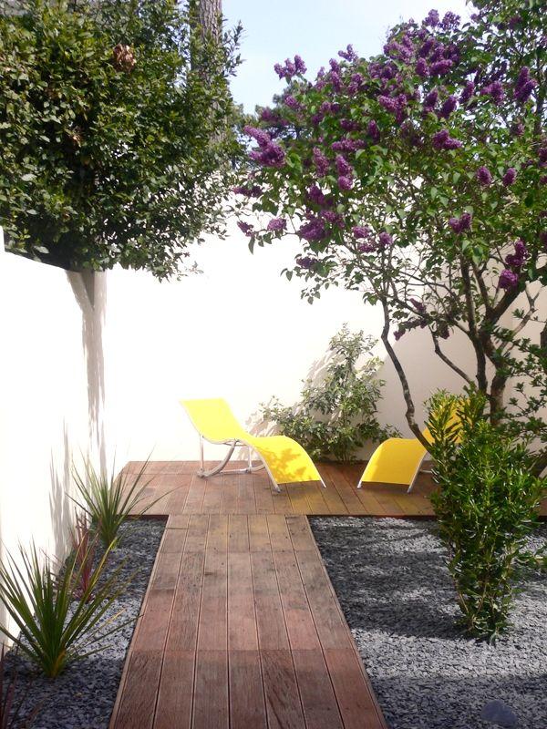 Terrasse bois : 10 photos d'internautes | Visite privée - Cotemaison.fr