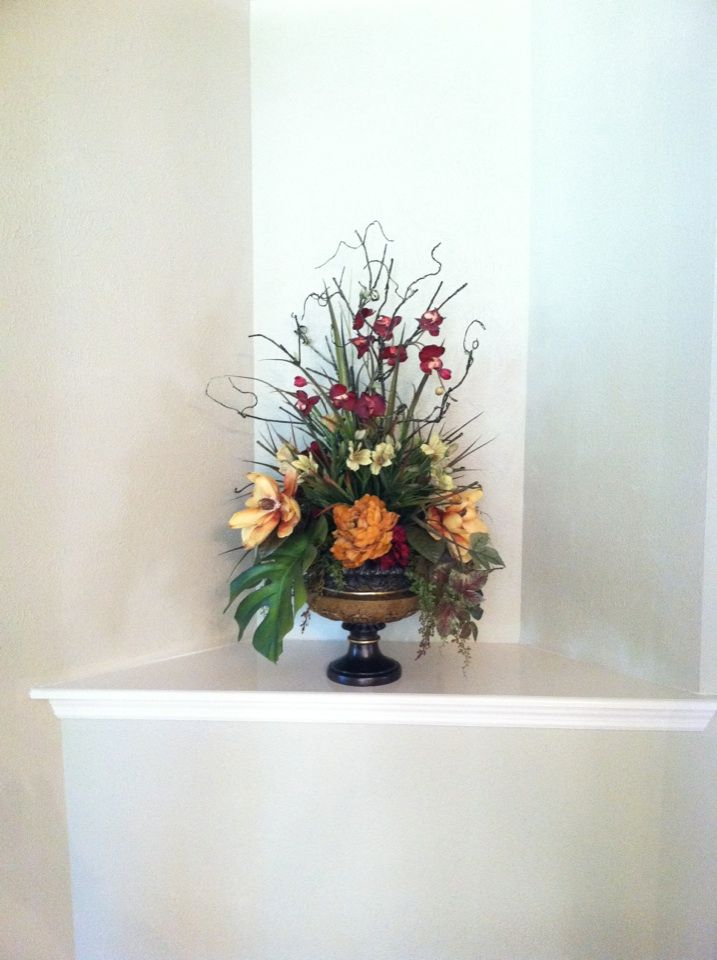 Foyer Table Floral Arrangements : Best images about greatwood floral designs