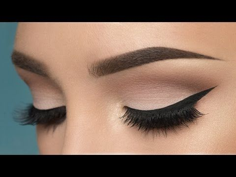 Soft Cut Crease Makeup Tutorial - YouTube