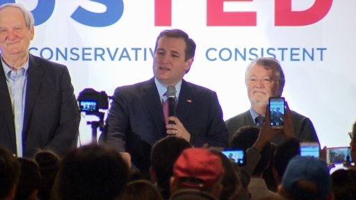 Why Ted Cruz is now the Republican front-runner   Washington Examiner