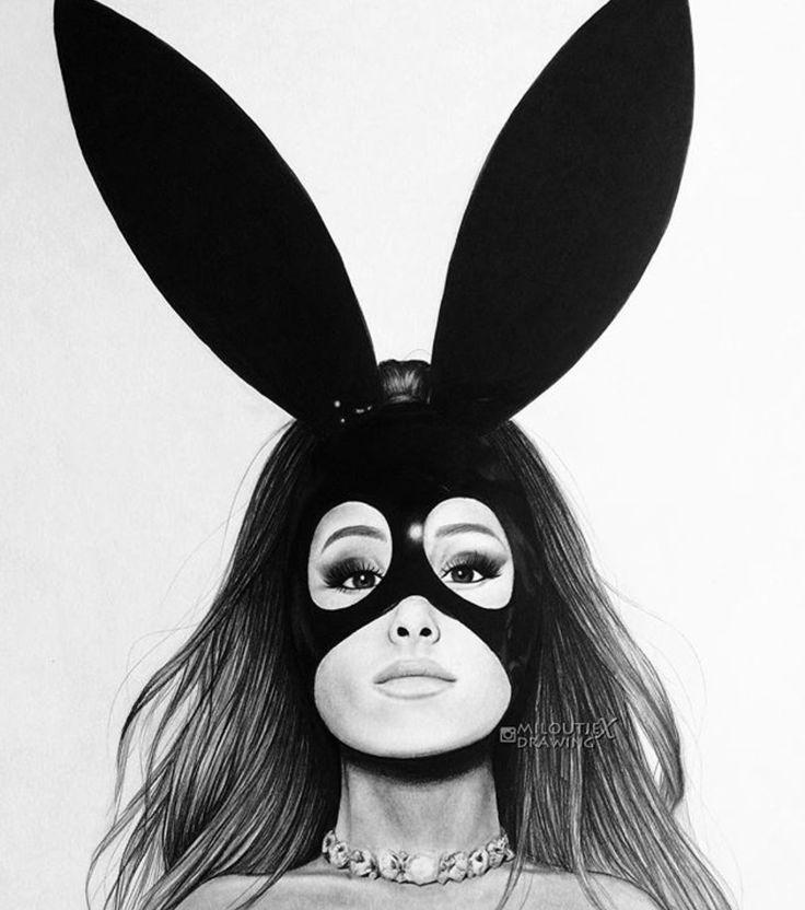 Best 25 Ariana Grande Drawing Ideas On Pinterest