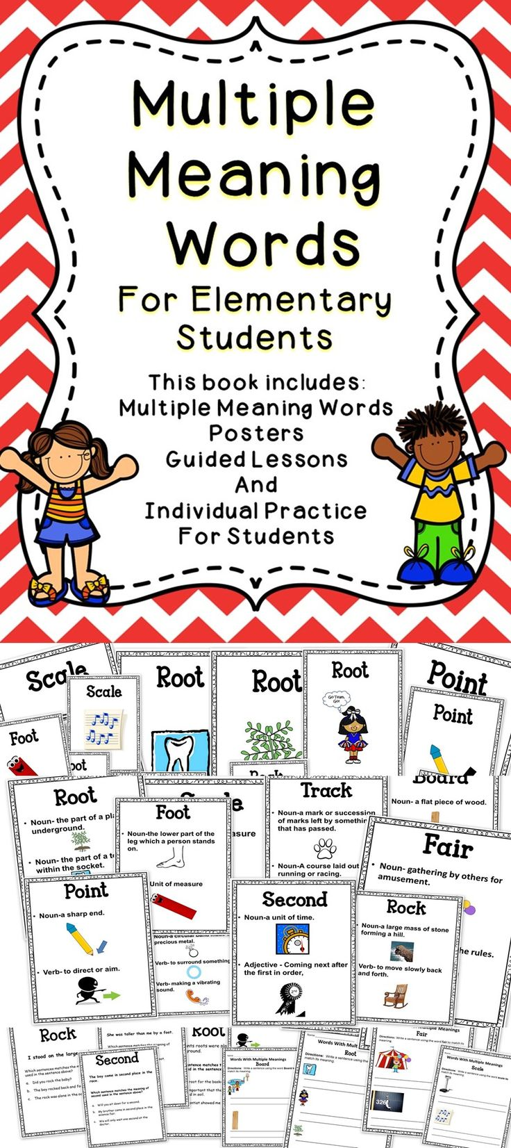 worksheet Multiple Meaning Word Worksheets 1000 ideas about multiple meaning words on pinterest homographs a great resource for teaching with meanings this literacy tool will be addition