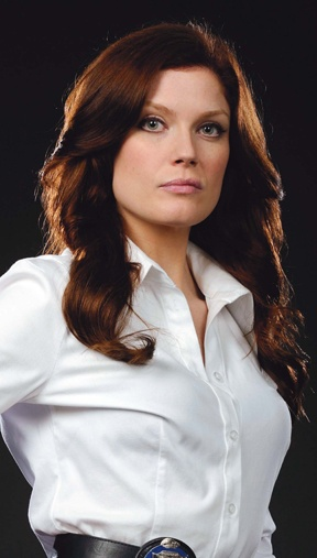 """Amy Price-Francis plays Jessica King in the TV show """"King"""". Good show :)"""