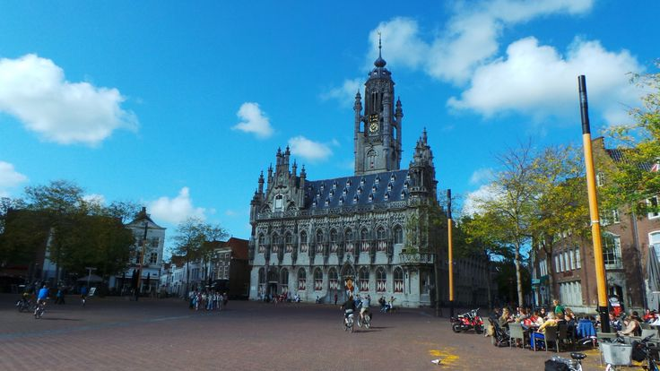 Middelburg, Zeeland, Holland