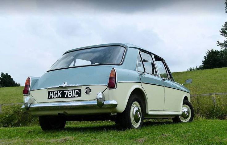Morris/Austin 1100/1300 (1963-1974)