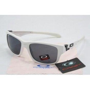 Copy Oakley Jupiter Squared Sunglasses polished white frames black lens   See more about white frames, oakley and sunglasses.