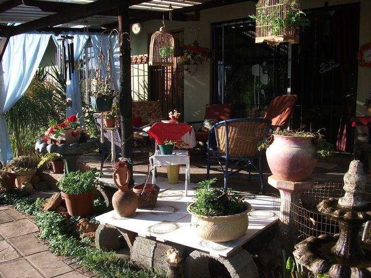 updated verandah