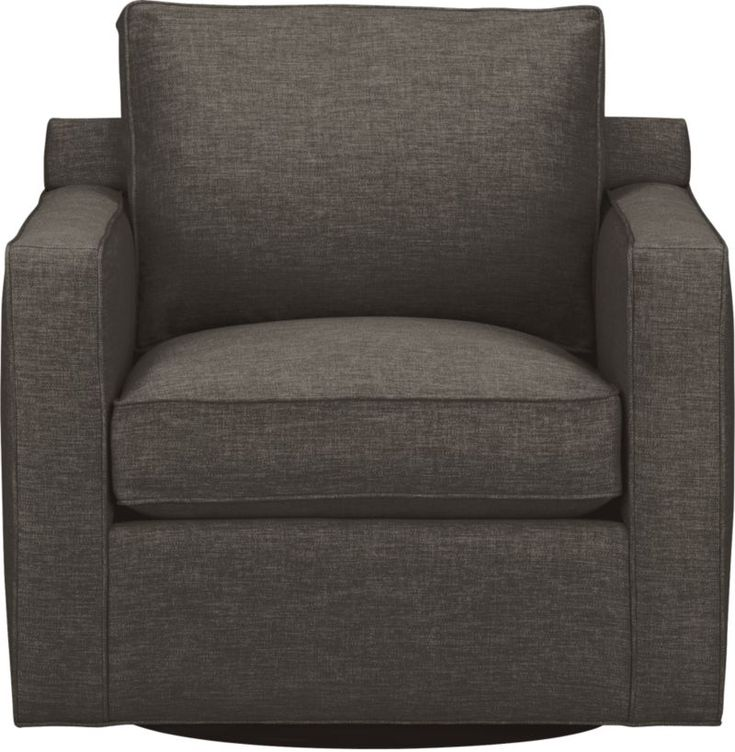 Davis Swivel Chair - Crate and Barrel - 25+ Best Ideas About Small Swivel Chair On Pinterest Bedroom