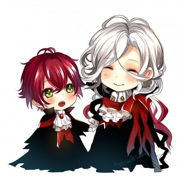 Diabolik Lovers ~Haunted dark bridal~, Sakamaki Ayato, Karlheinz