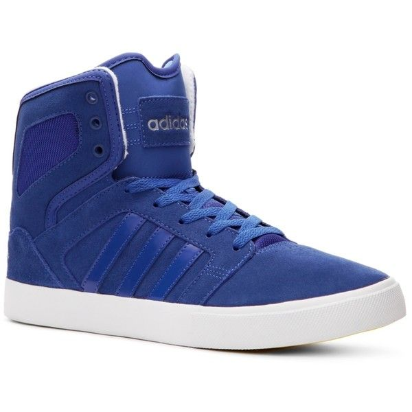 adidas NEO High-Top Sneaker - Mens ($35) ❤ liked on Polyvore featuring shoes, sneakers, men, guys, styles under $50, adidas shoes, adidas high tops, high top shoes, high top trainers and adidas trainers