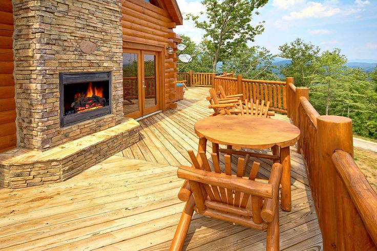 A View To Remember 3 Bedroom Elk Springs Resort Smoky Mountain Cabin Get A Ways