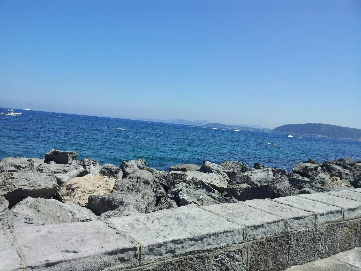 Lungomare Ischia Ponte