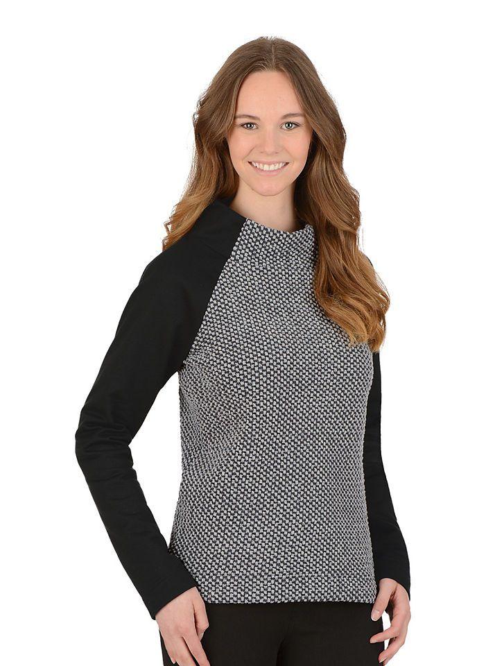 TRIGEMA Jacquard Pullover Jetzt bestellen unter:  https://mode.ladendirekt.de/damen/bekleidung/pullover/sonstige-pullover/?uid=83cdd05d-969b-5bff-a093-  ...
