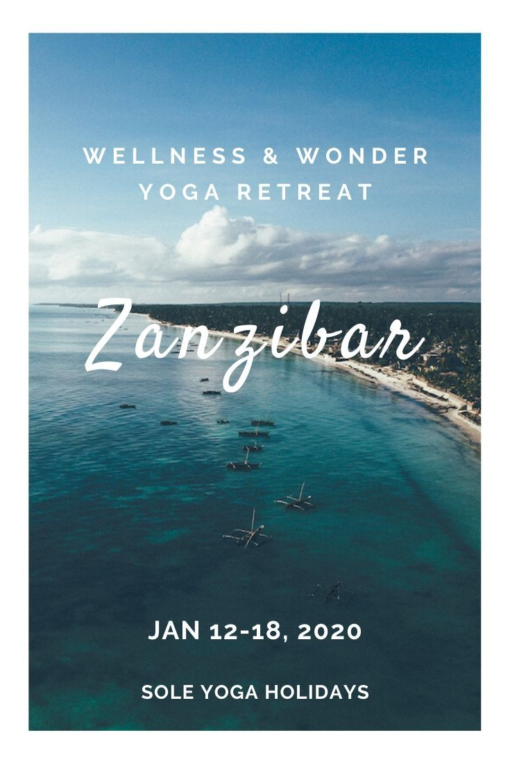 Sole Yoga Holidays Annual Wellness Retreat Zanzibar Tanzania