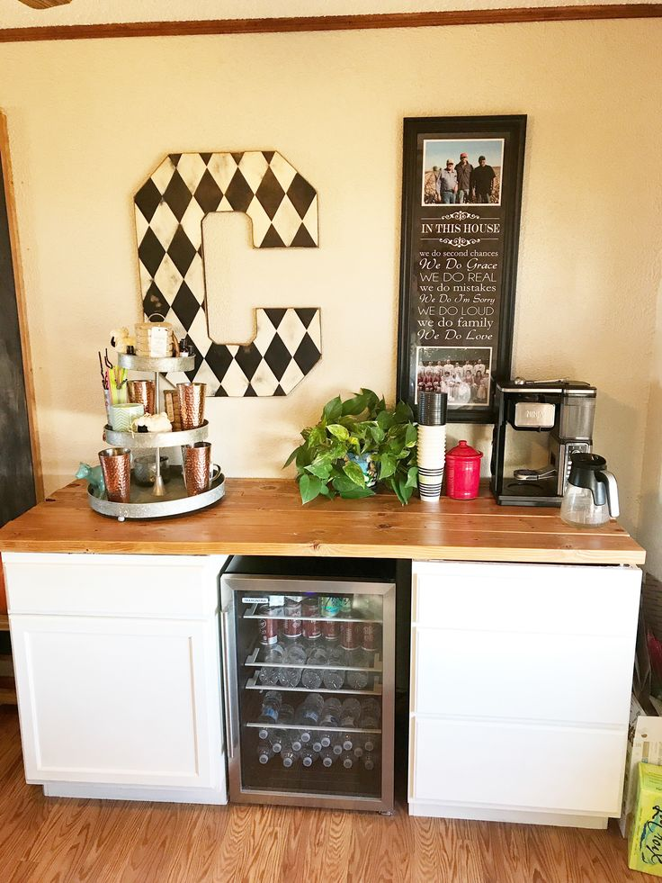 5 Reasons To Setup A Snack Station And Drink Fridge