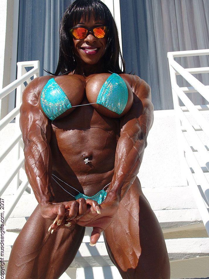Yvette Bova | Yvette Bova | Pinterest | Muscle girls and ...