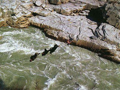 Yarlung Zangbo Grand Canyon